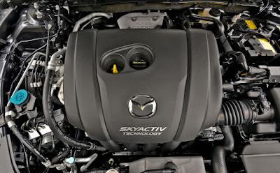 2017 Mazda6 Specs