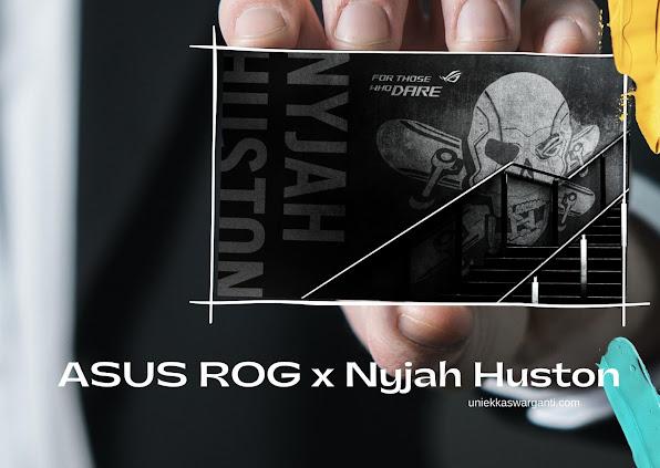 ROG Strix Nyjah Huston Special Edition