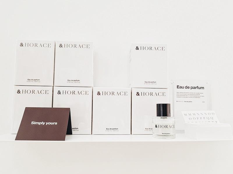 Horace: la marque de cosmétiques PARFUM