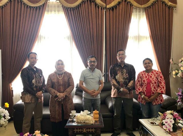 Hebat, Hj.Rizayati  Selain Bangun 1000 Perumahan TNI-Polri, Perkuat Komitmen Peningkatan Pembangunan Wilayah Timur