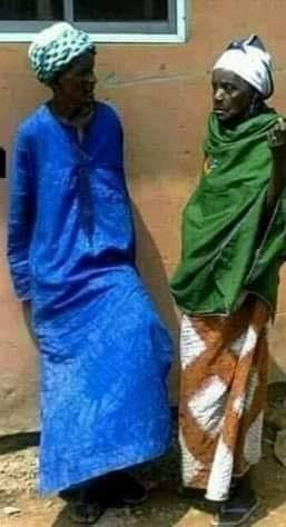 Wonder shall never End; 75-year-old man Wed 82 years old woman, in Kano after eight-month Dating