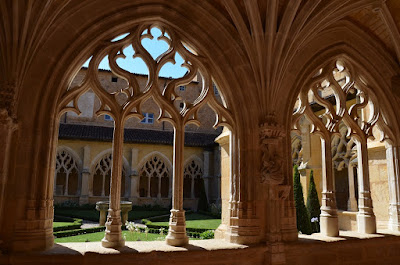 Claustre de l'Abadia de Cadouin