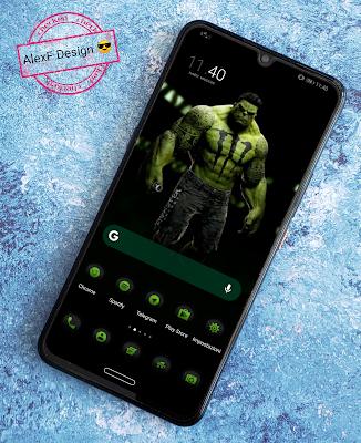 hulk 🐸. By AlexF Design