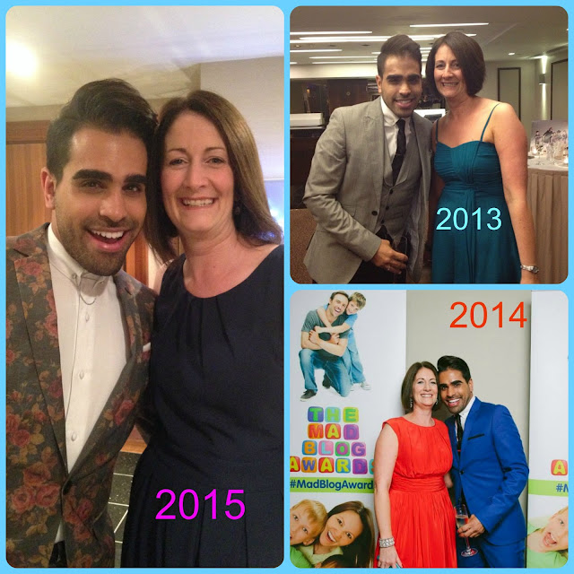 collage of Steph with Dr Ranj