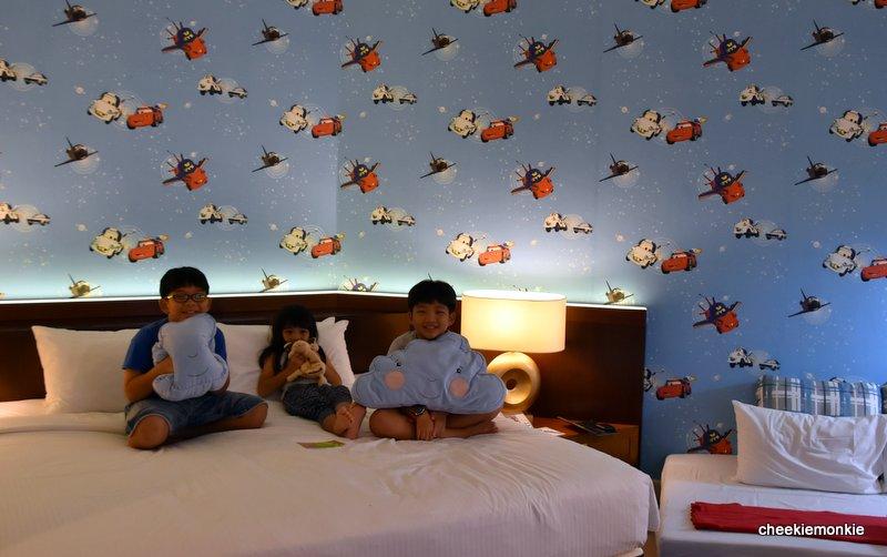 Village Hotel Bugis Singapore Kids First Room