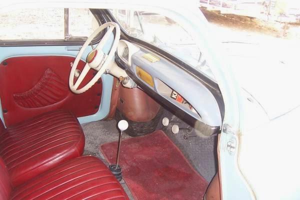 Renault Cv Interior