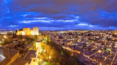 De paratas y coles en la Alhambra