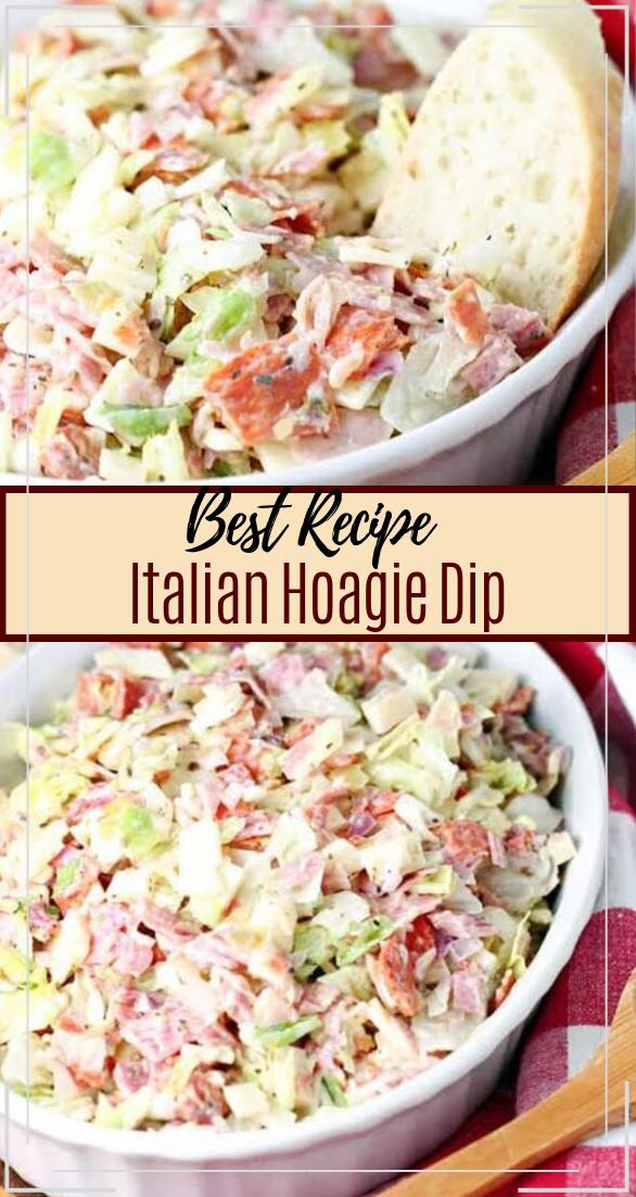 Italian Hoagie Dip #vegan #vegetarian #soup #breakfast #lunch