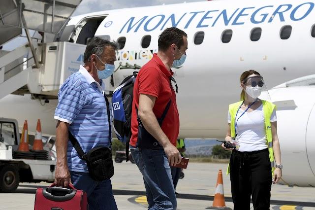 A balkáni országok közül Montenegróban van a legtöbb fertőzött az összlakossághoz képest