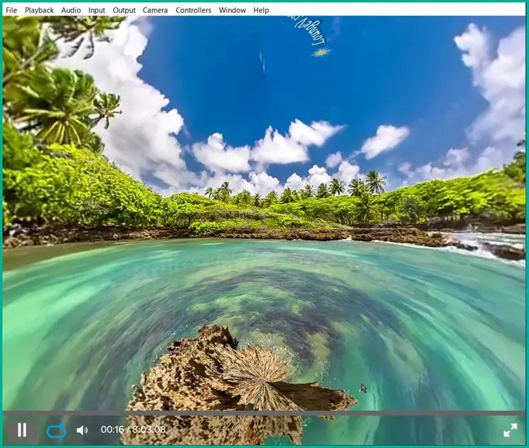 GoPro VR Player : Παρακολουθείστε τα  βίντεο και τις φωτογραφίες σας  σε θέαση 360 °