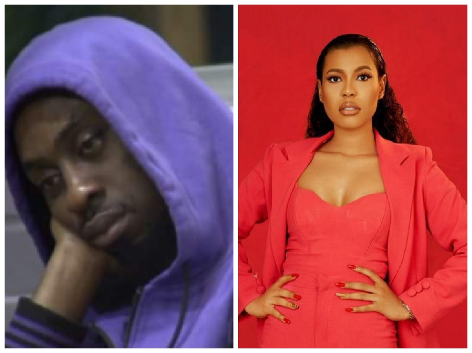 BBNaija: I miss my boyfriend so much - Nini says in her diary section today after Saga experienced mental stress because of her