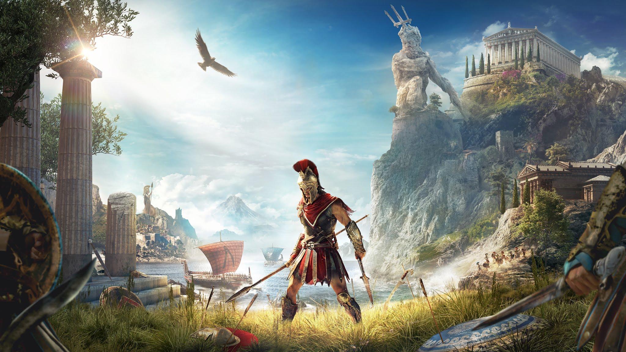 Assassins Creed Odyssey Wallpaper