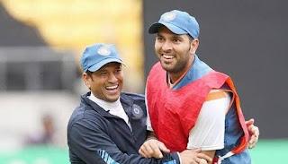 Sachin & Yuvi