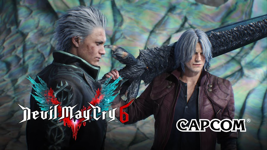 capcom secret tease devil may cry 6 anime festival orlando 2019 dante vergil