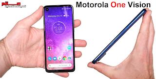 مواصفات موتورولا Motorola One Vision - مواصفاتموتورلا ون فيجن  .