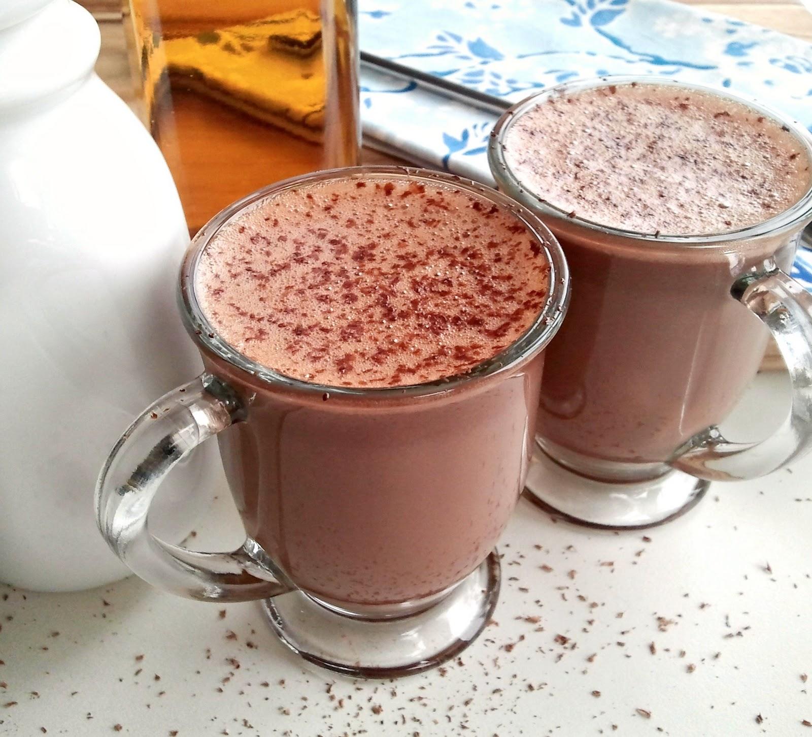 DoubleMalted Hot Chocolate  The Bojon Gourmet