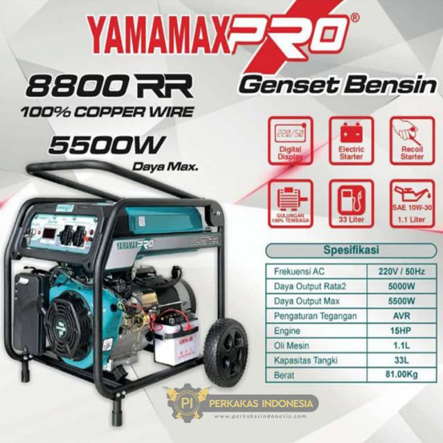 Genset Yamamax Pro Rubicon 1200