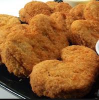 resep nugget ikan lele