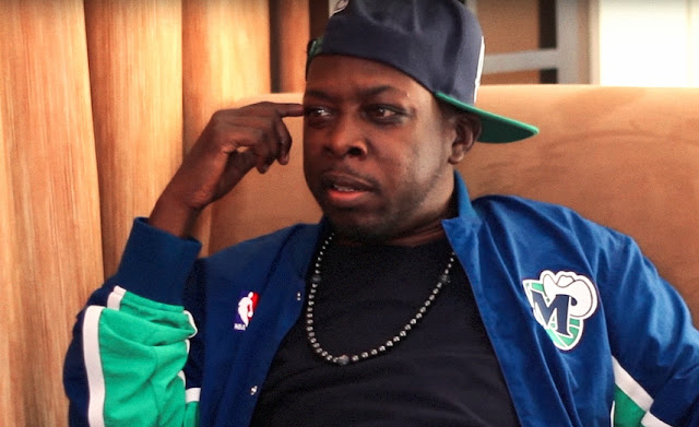 R.I.P. PHIFE DAWG - A TRIBE CALLED QUEST