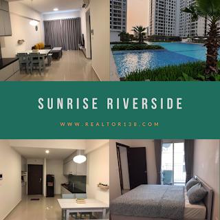 Cho thuê căn hộ Sunrise Riverside đường Nguyễn Hữu Thọ