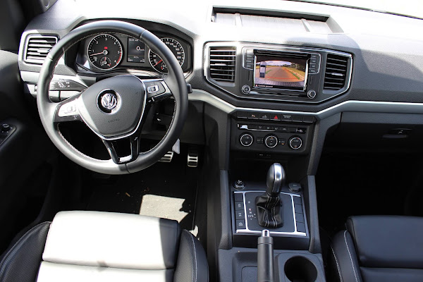 VW Amarok V6 - Painel