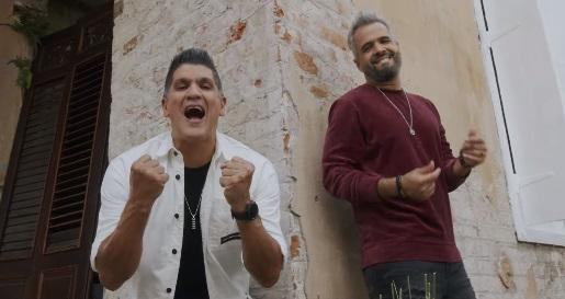 Eddy Herrera y Daniel Santacruz estrenan nuevo merengue