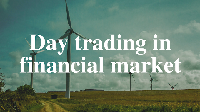 Day trading in stock market