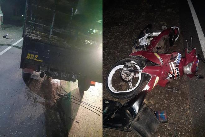 Tabrak Mobil Saat Menyalip, Pemuda di Bone Alami Patah Tulang