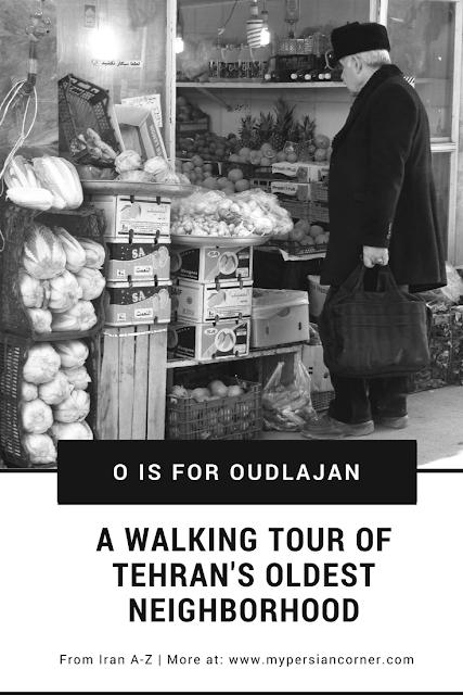 Oudlajan, Tehran, Iran