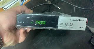HTV BOX H400 NOVA ATUALIZAÇÃO V285 - 03/06/2021