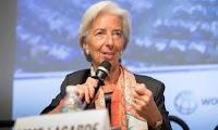 «Φως στο τούνελ» του ελληνικού χρέους βλέπει η Λαγκάρντ