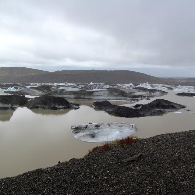 draussen: gletscheriges