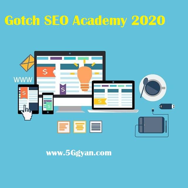 Gotch SEO Academy 2020 Courses