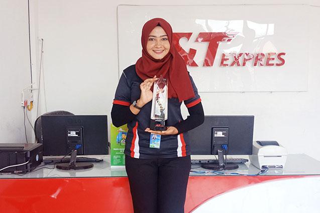 J&T Express Yogyakarta Kota