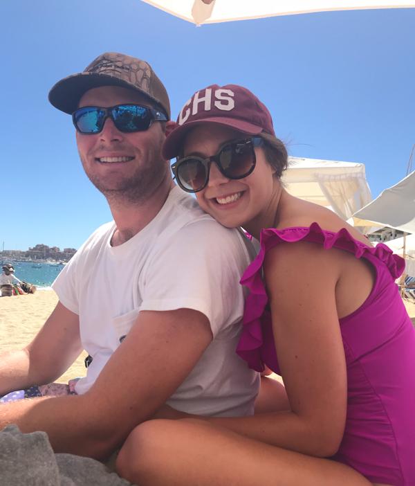 Cabo San Lucas Beach Cabana - Chasing Cinderella