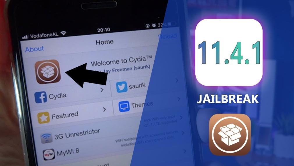 iOS 11 4 1 Jailbreak SEPTEMBER RELEASED! - News Tech