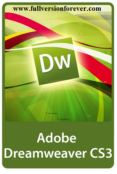 Download Adobe Dreamweaver CS3 for Windows