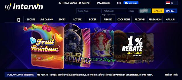 Situs Terbaik Dengan Berbagai Macam Permainan Hanya Ada Di Interwin1.biz/id