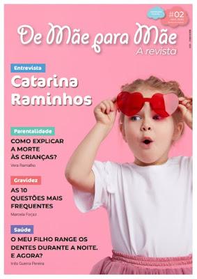 Revista De Mãe Para Mãe
