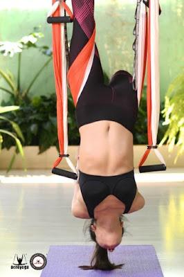 formation yoga aérien, felicitations aux nouveaux enseignants aeroyoga france