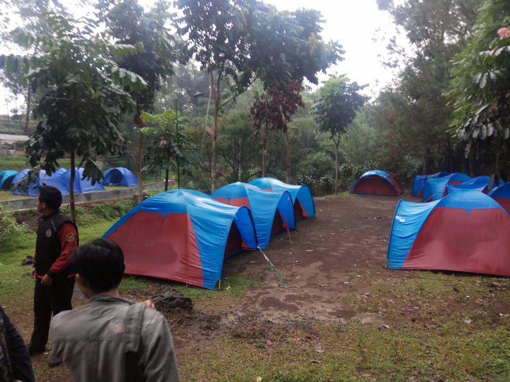 wisata alam capolaga kabupaten subang, jawa barat 41282 DEPPORA PPSMP JRI Chapter Karawang Survei Lokasi ARCG Seri