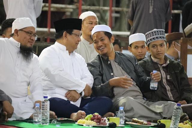 Prabowo: Saya Telah Disumpah untuk Menjaga Kedaulatan Indonesia