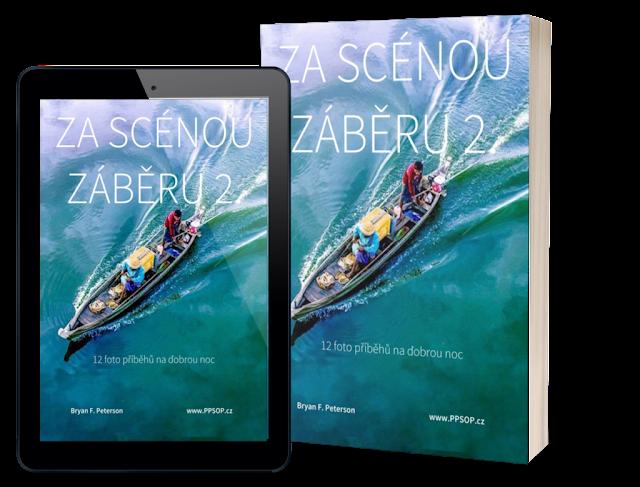 """Získejte ZDARMA e-book """"Za scénou záběru 2."""" - 12 foto příběhů na dobrou noc"""
