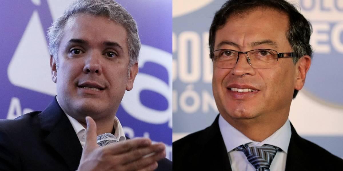 #LaMozaDeDuque. Gustavo Petro salió en defensa de Duque tras supuestos rumores de su vida privada.