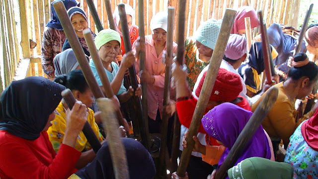 Perempuan  & Pemuda Adat Kasepuhan Deklarasi Jaga Budaya