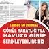 "TARSUS SU PARKI'NIN ""HAVUZ SUYU"" ANALİZLERİ TEMİZ ÇIKTI"