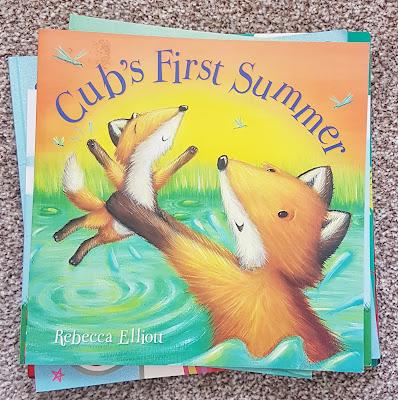 Cub's First Summer By Rebecca Elliott