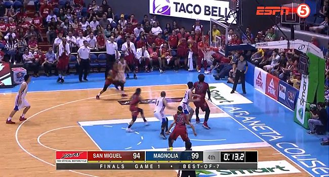 Magnolia def. San Miguel, 99-94 (REPLAY VIDEO) Finals Game 1 | May 1