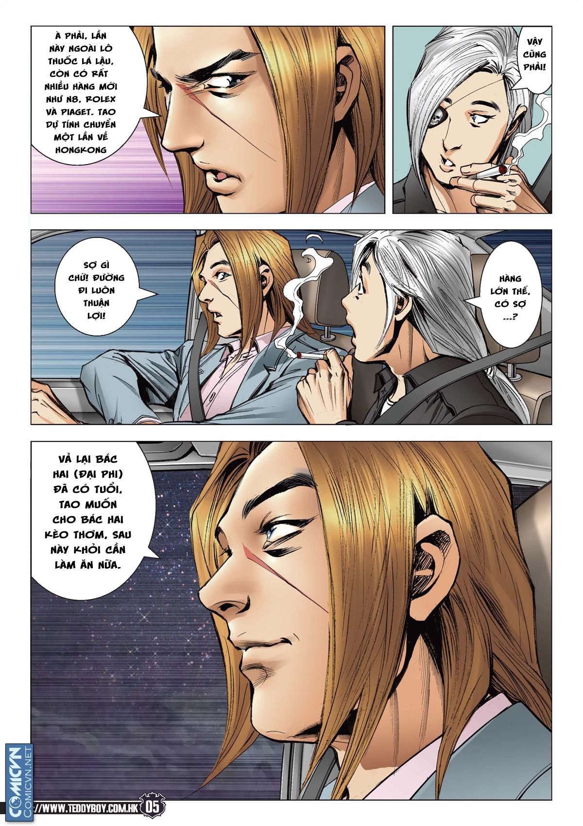 Người Trong Giang Hồ chapter 2093: nó là tay trong trang 4