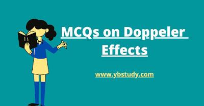 Doppler effect mcq
